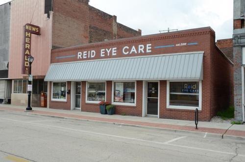Reid Eye Care 03-1